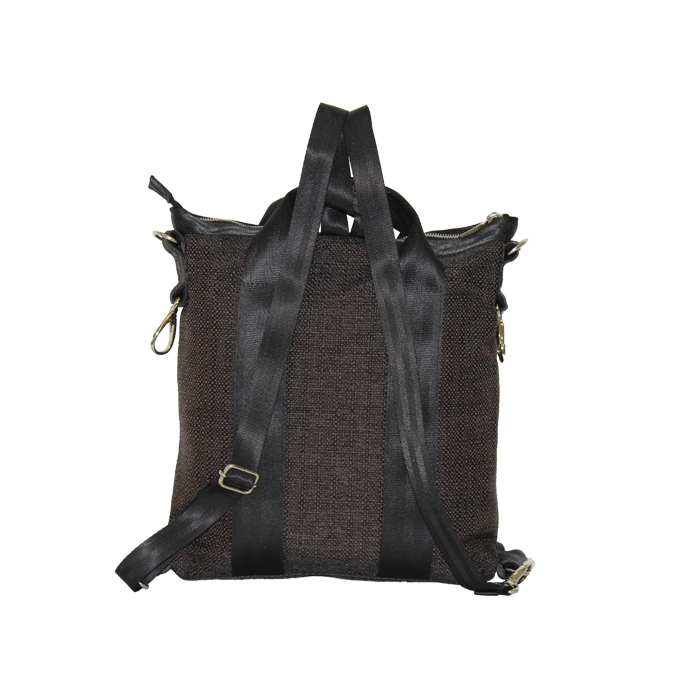 Smart-Medium-Canvas-nero-marrone-BACK