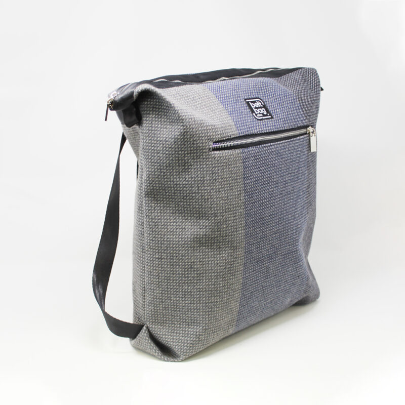 URBN tweed grigio-blu LAT