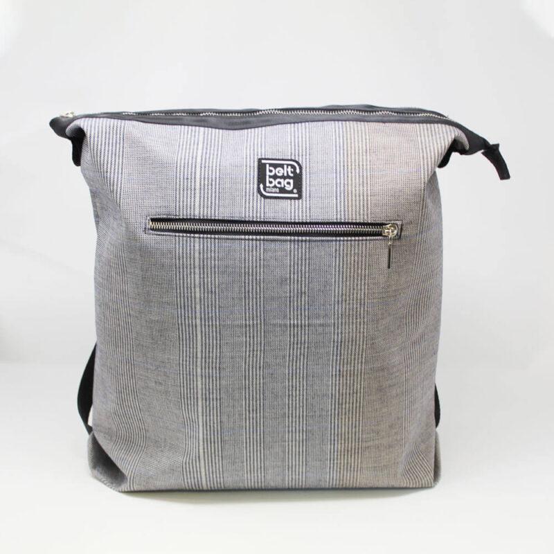URBN tweed scozzese bianco-grigio FRONT