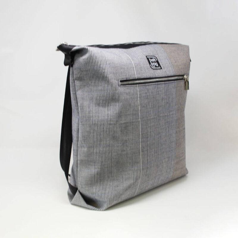 URBN tweed scozzese bianco-grigio LAT