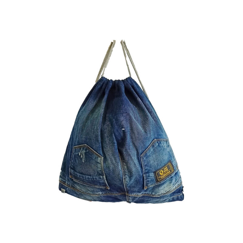 ASABI JEANS BLUE SBIADITO BACK